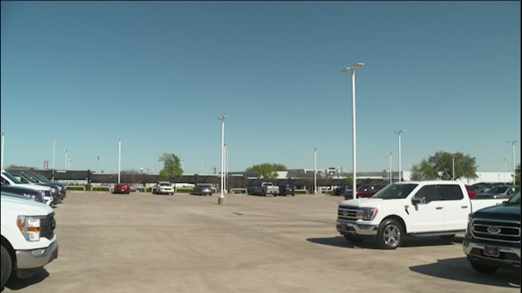 New, used and rental cars all in short supply due to global chip shortage