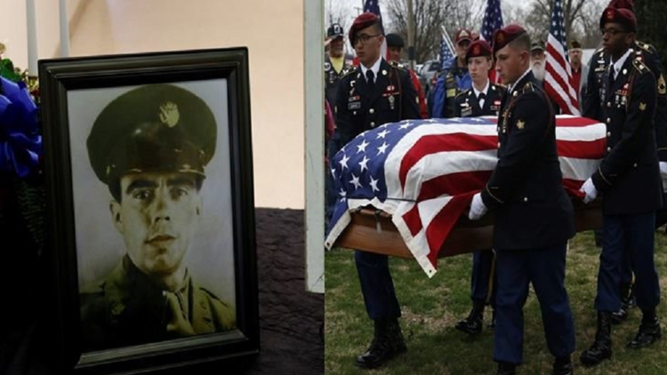 75 Years Later The Body Of An 82nd Airborne WWII Soldier Returns Home