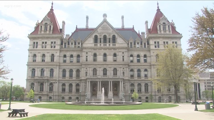New York State lawmakers say they passed controversial bill to limit Cuomo's executive power