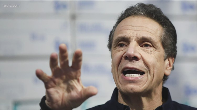 Top NYS Democrats withdraw support for Cuomo, who says he won't resign