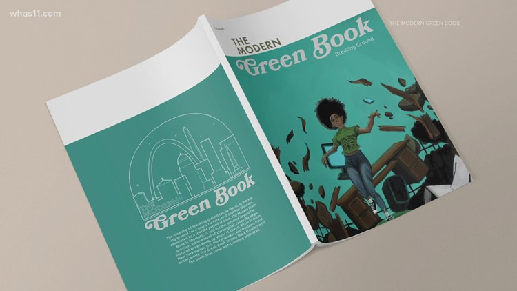 Louisville woman recreates modern version of 'The Green Book' to uplift, support Black-owned businesses