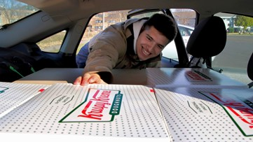 Krispy Kreme to work with student on doughnut resale business solution