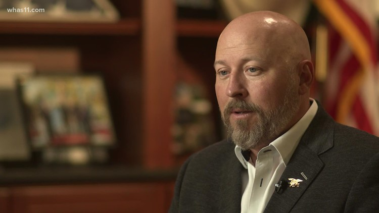 20 years after 9/11 | Navy SEAL reflects on the day that changed America