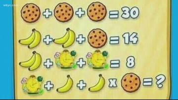 This brain teaser is creating big debate on social media. Can you solve it?