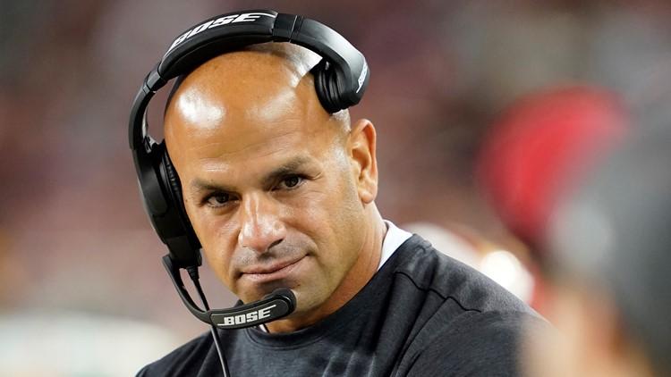 Jets hire 49ers defensive coordinator Robert Saleh as head coach