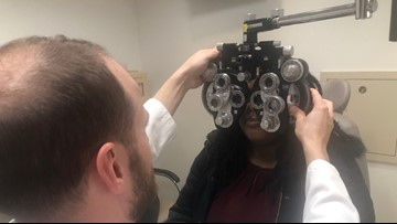 Vision problems? Your electronics may be the issue