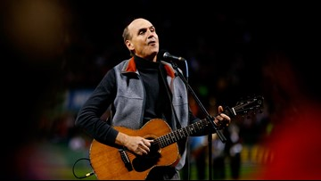 James Taylor to sing national anthem prior to Game 1 of World Series