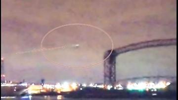 Did WKYC cameras capture a UFO? Expert says no