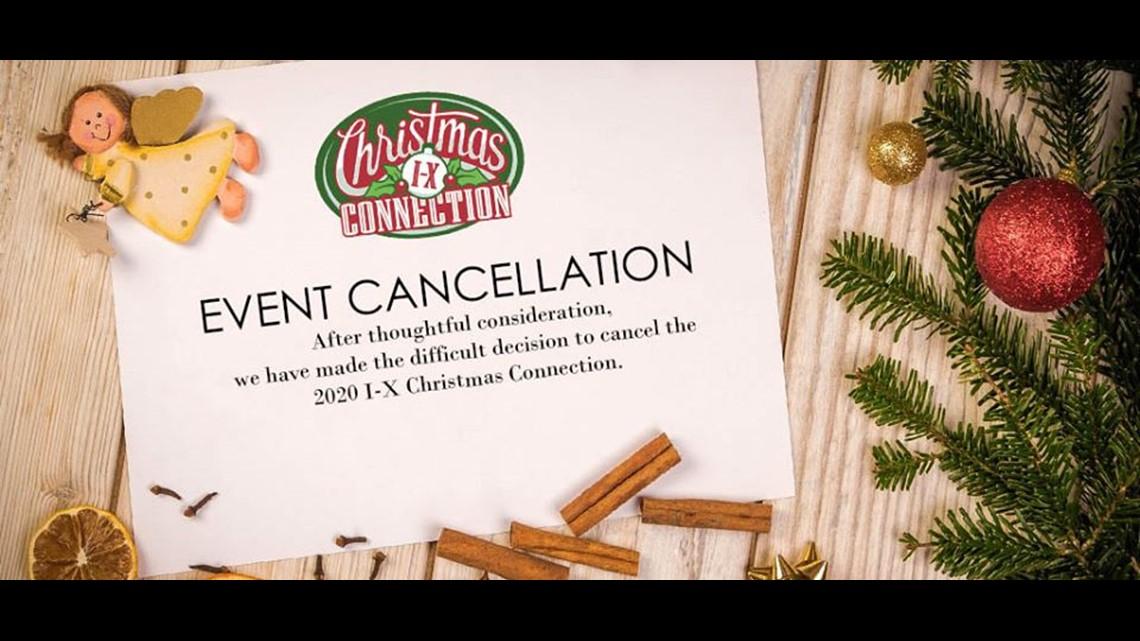 Christmas Events Sacramento 2020 Coronavirus concerns cancel Cleveland I X Christmas Connection