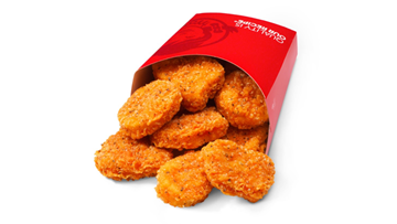 Wendy's announces return date for spicy chicken nuggets