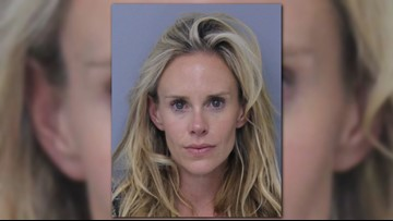 PGA golfer's wife arrested for battery, resisting arrest after attacking him for performance at TPC