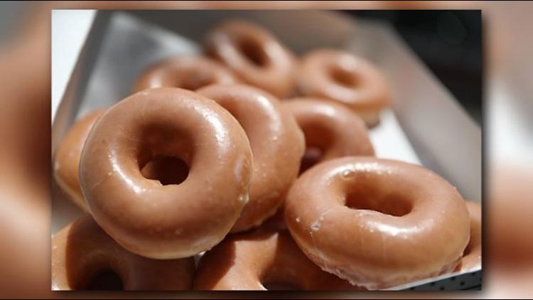 How to get free Krispy Kreme doughnuts in the next 2 weeks