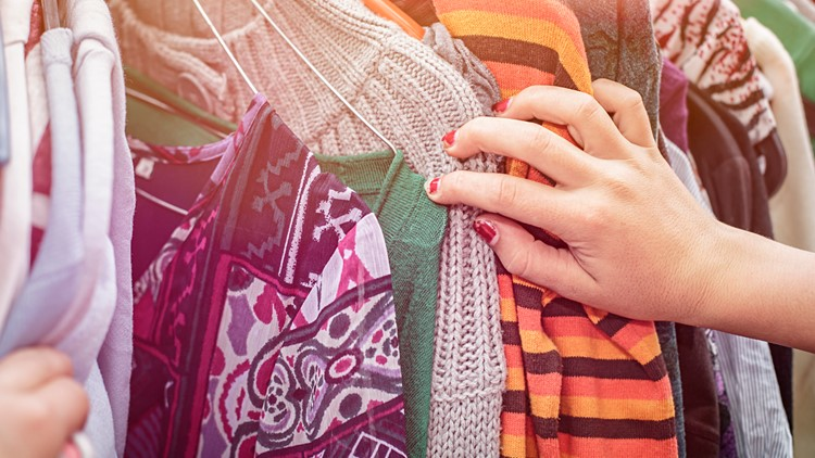 Many in need of 'wardrobe therapy' after year of working from home