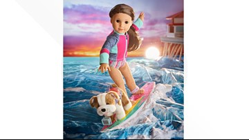 American Girl debuts first hearing-impaired doll