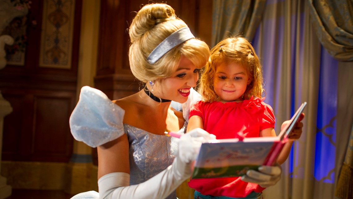 Family offers $53K for nanny to dress up like a Disney princess every day
