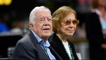 Jimmy Carter is now the oldest living former president in U.S. history