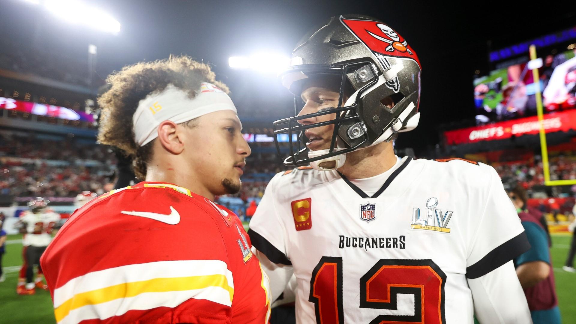 What do Tom Brady and Patrick Mahomes eat? NFL Quaterback diets | abc10.com