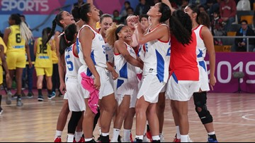 Puerto Rico women's basketball team qualifies for the 2020 Olympics for the first time