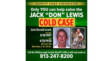 After 'Tiger King': Florida sheriff getting daily tips about Don Lewis cold case