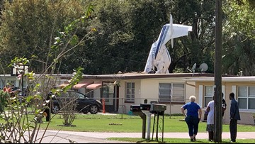 Student pilot walks away from plane crash that killed instructor