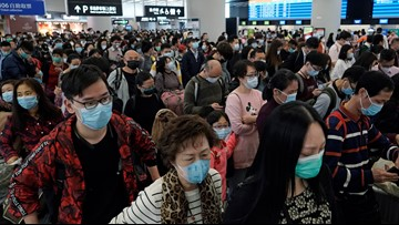 China's virus death toll rises to 106 as US moves to evacuate citizens