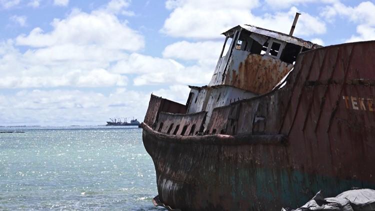 PHOTOS: Tarawa past and present