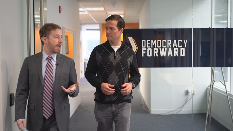 Jeff Dubner, Democracy Forward