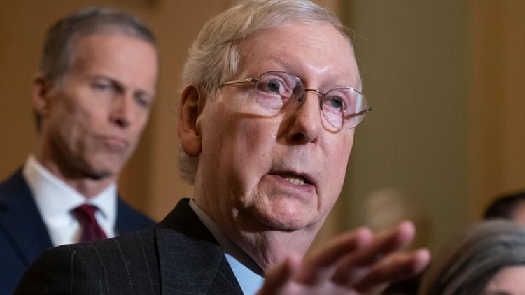 Proposed Senate impeachment rules suggest GOP desire for quick trial