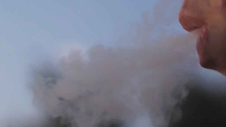 Vaping fume