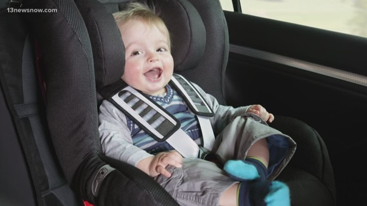 Target's Car Seat Trade-In program is back