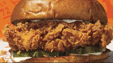 Popeyes chicken sandwich set for November return, report says