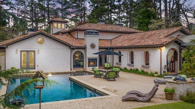 'Cobra Kai' mansion in Georgia hits the market for $2.6 million