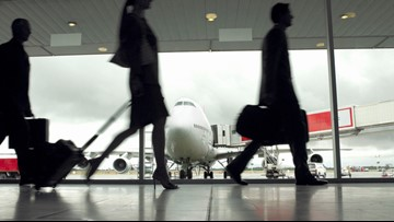 Millions heading home from holiday; Travelers should call before going to airport