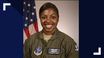 Georgia Air National Guard's first black female pilot to deploy
