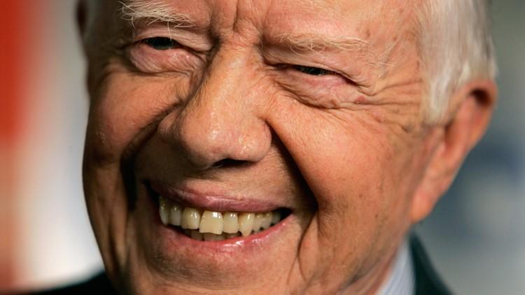 Happy birthday Jimmy Carter!