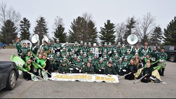 Drum roll: Michigan school with no band invites band with no football
